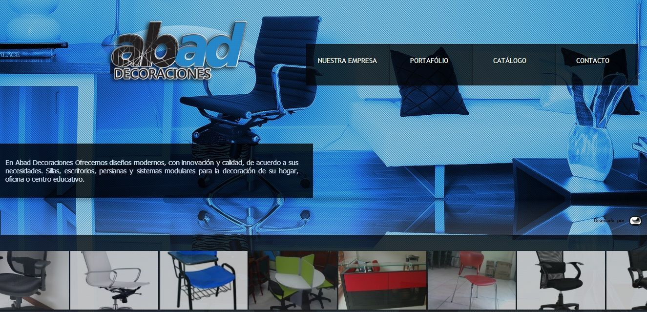 Paginas web en colombia publicidad en colombiapaginas for Paginas web decoracion
