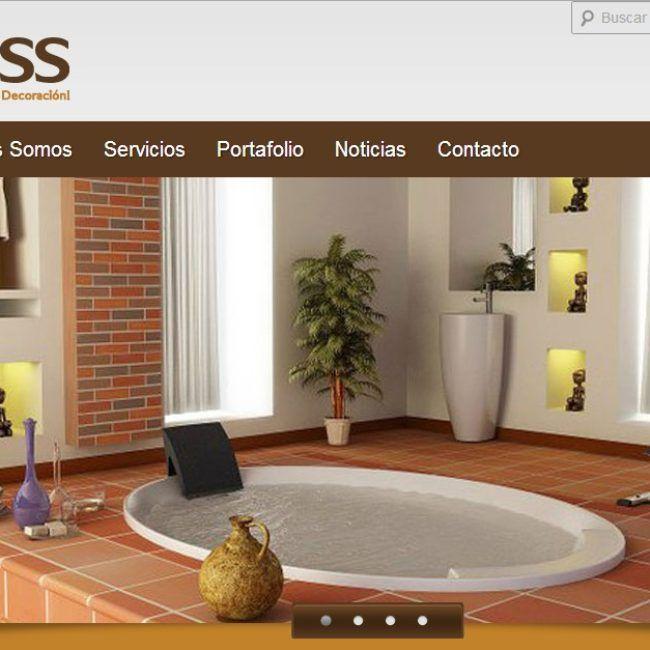 Página Web Gress