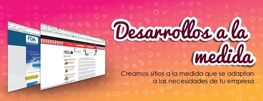 Desarrollo de páginas web en Cartagena