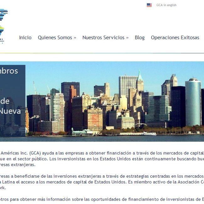 Portal Grupo Capital Americas