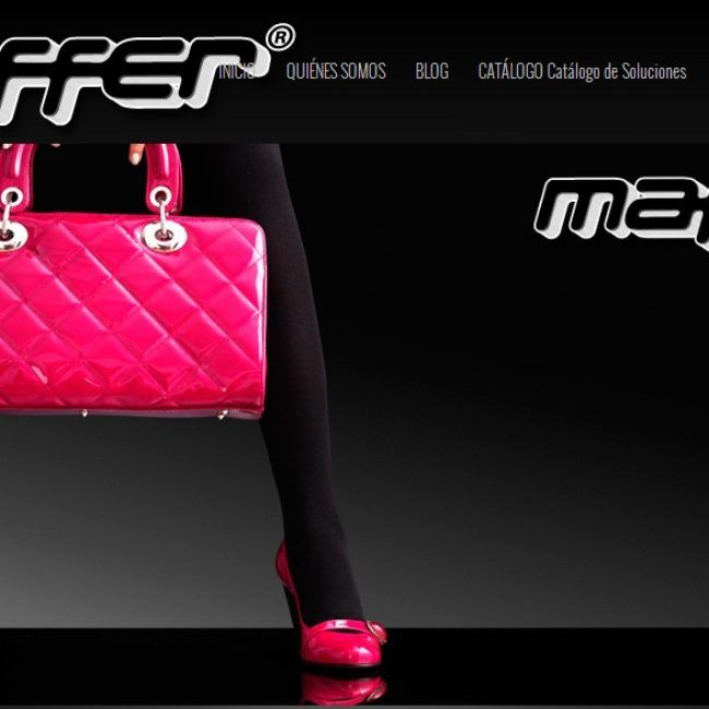 Página Web Maffer