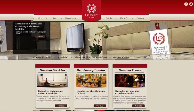 hotel-leParc