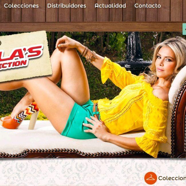 Sitio Web Chilas Collection