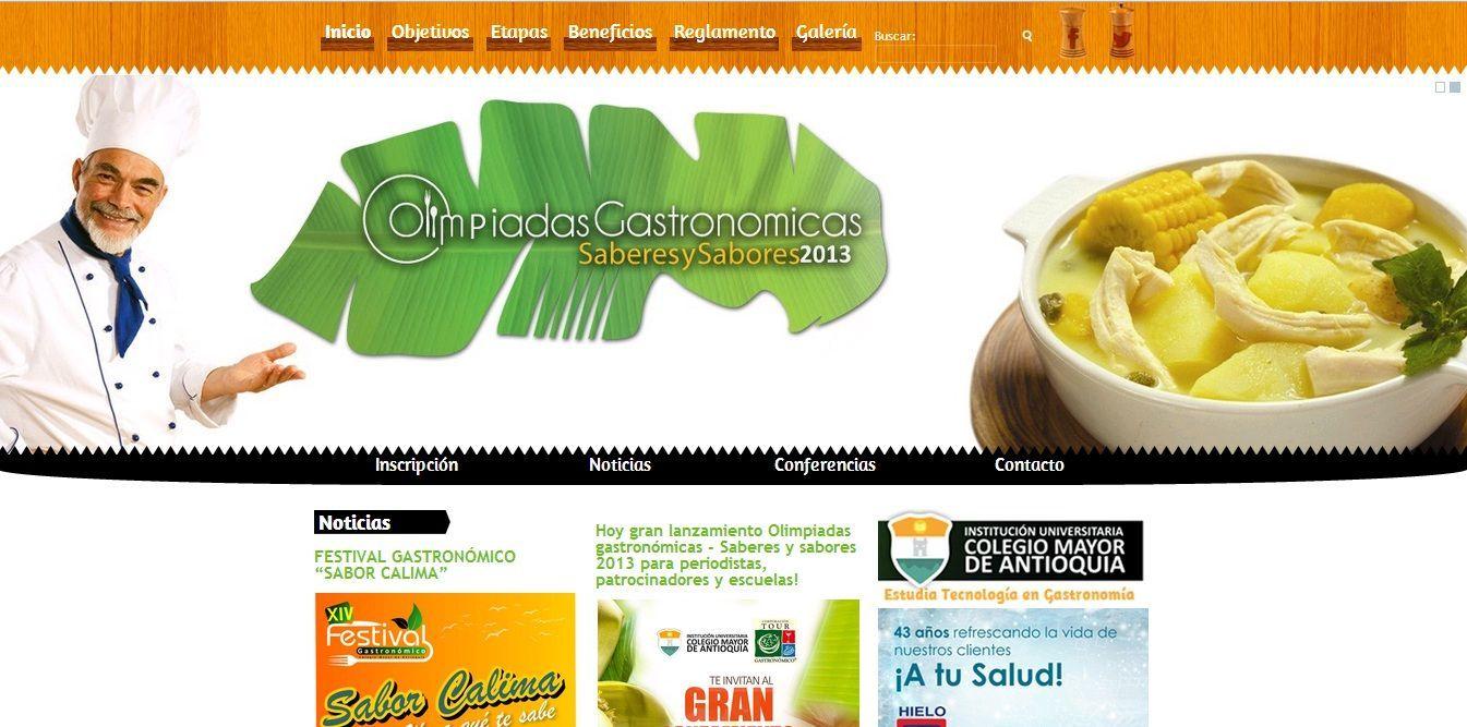 olimpiadas gastronomicas