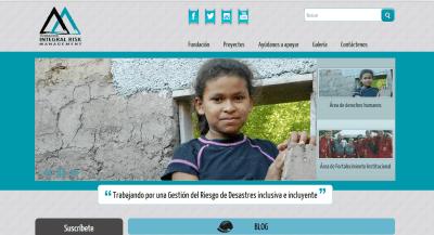 pagina web fundacion irm