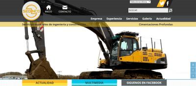 pagina web sedinco