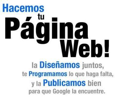 Páginas web en Montería