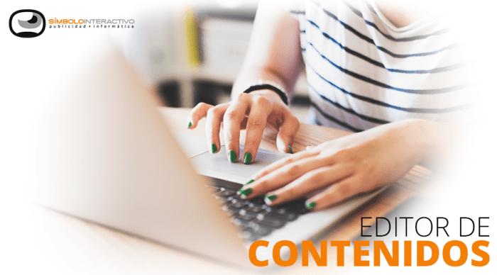Editor-Contenidos