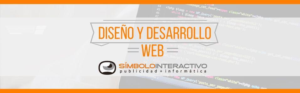 diseno y desarrollo de paginas web