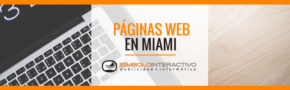 paginas web en miami