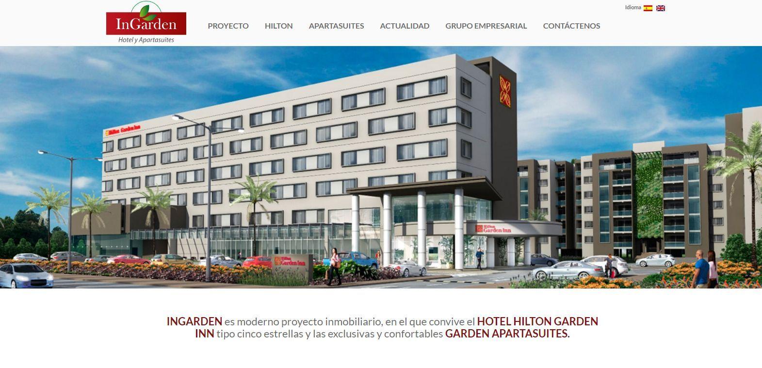 pagina-web-in-garden