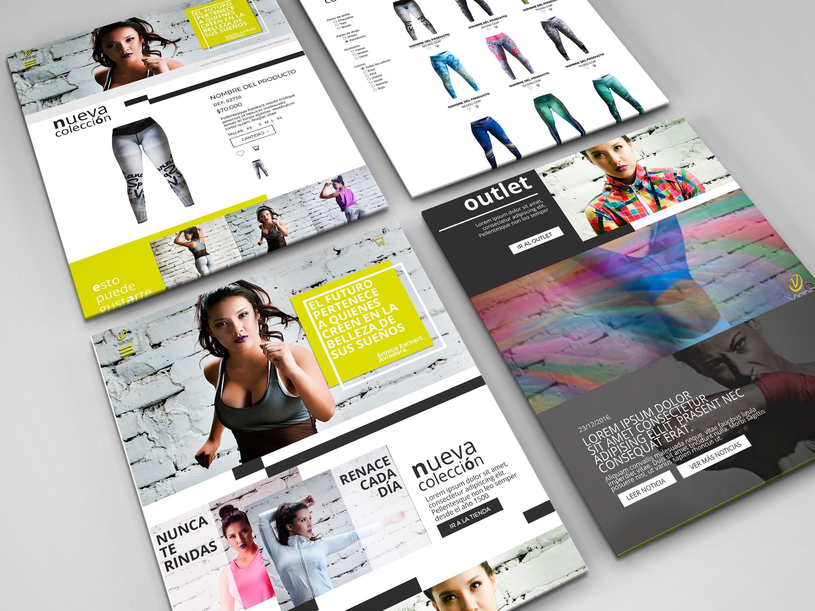 100% originales colores delicados fuerte embalaje Diseño de páginas web en Medellín, Bogotá y Miami ...