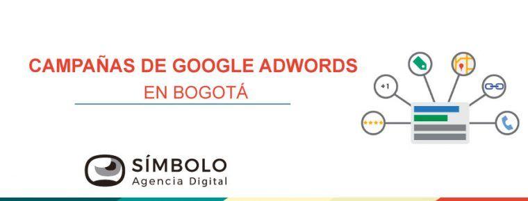Campañas deGoogle AdWords en Bogotá para aumentar tráfico en tu web