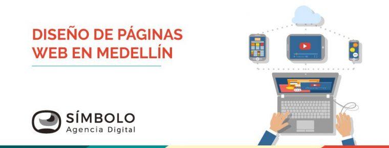 Diseño de páginas web en Medellín: en Símbolo Agencia Digital somos expertos