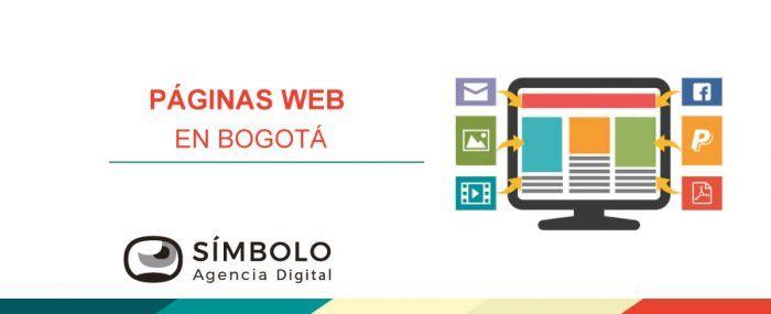 páginas web en Bogotá