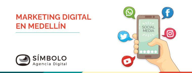 Marketing Digital en Medellín | lo mejor para hacer crecer tu negocio