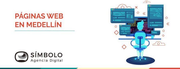 En Símbolo Agencia Digital encuentra las mejores Páginas web en Medellín