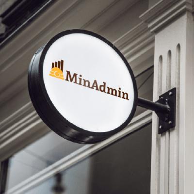 Creación de marca MinAdmin