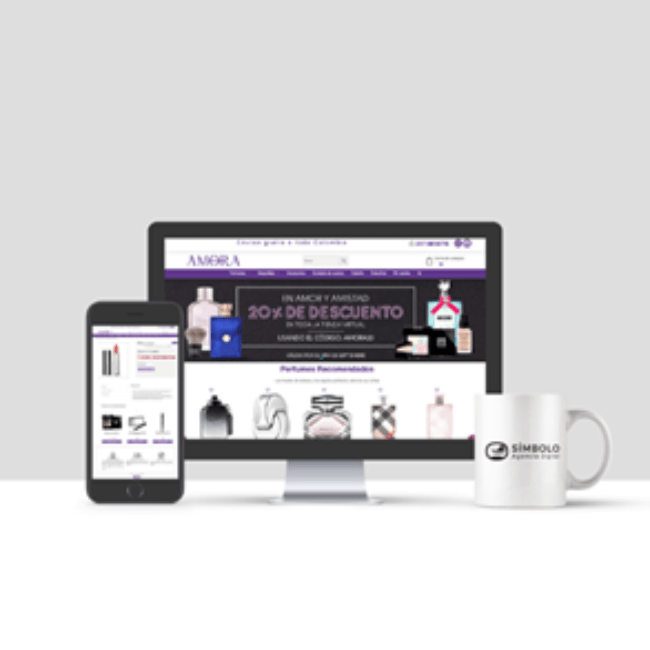 E-Commerce Amora Belleza