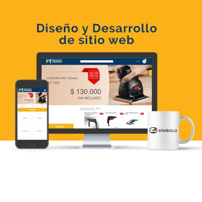 E-Commerce Ferretería Técnica