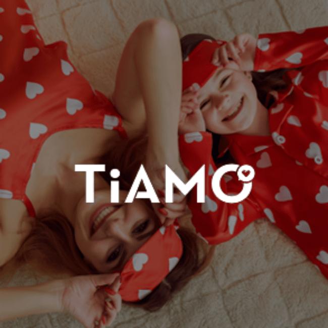 Diseño web Tiamo
