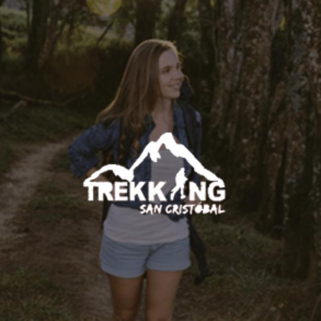 Diseño web Trekking