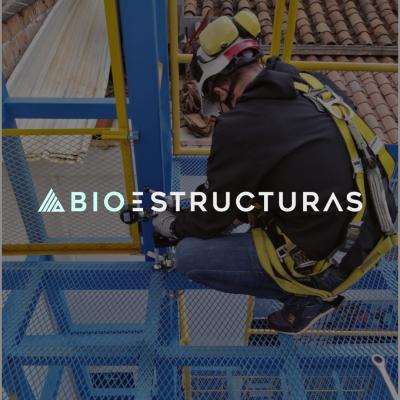 Sitio Web Bioestructuras