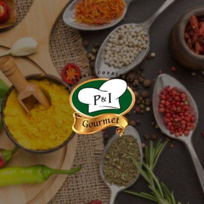 Sitio Web P&I Gourmet