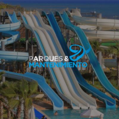 Sitio Web Parques y Mantenimientos
